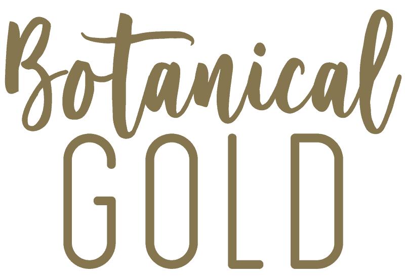Botanical Gold 24ct Edible Gold Flower Garnish